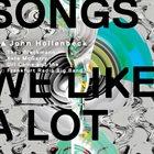 JOHN HOLLENBECK Songs We Like A Lot album cover