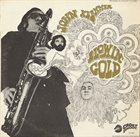 JOHN KLEMMER Blowin' Gold album cover