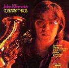 JOHN KLEMMER Costant Throb album cover