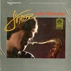JOHN KLEMMER Finesse album cover