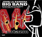 JOHN LA BARBERA Fantazm album cover