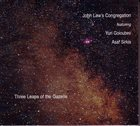 JOHN LAW (PIANO) Three Leaps Of The Gazelle album cover