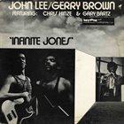 JOHN LEE AND GERRY BROWN Infinite Jones (aka Bamboo Madness) album cover