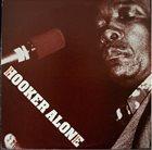JOHN LEE HOOKER Alone Volume 1 album cover
