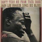 JOHN LEE HOOKER Don't Turn Me From Your Door - John Lee Hooker Sings His Blues (aka Detroit Special aka Drifting Blues) album cover