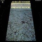 JOHN LEE HOOKER Endless Boogie album cover