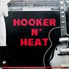 JOHN LEE HOOKER Hooker N' Heat Live At The Fox Venice Theatre album cover