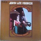JOHN LEE HOOKER John Lee Hooker Featuring Earl Hooker : If You Miss 'Im ... I Got 'Im album cover