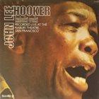 JOHN LEE HOOKER Kabuki Wuki album cover