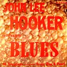 JOHN LEE HOOKER Sings Blues (aka  Blues Story Anthology Vol. 3 aka Moanin' And Stompin' Blues) album cover