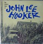 JOHN LEE HOOKER The Country Blues Of John Lee Hooker (aka Tupelo Blues aka How Long Blues aka The Folk Blues Of John Lee Hooker aka Bluesville) album cover