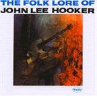 JOHN LEE HOOKER The Folk Lore Of John Lee Hooker album cover