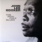 JOHN LEE HOOKER The Real Folk Blues album cover