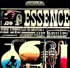 JOHN LEWIS Essence (with Gary McFarland's Orchestra) album cover