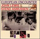 JOHN LEWIS European Encounter (with Svend Asmussen) album cover