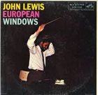 JOHN LEWIS European Windows album cover