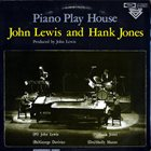 JOHN LEWIS John Lewis with Hank Jones : Piano Play House album cover