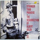 JOHN LURIE Music From The Original Scores: Stranger Than Paradise And The Resurrection Of Albert Ayler album cover