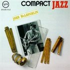 JOHN MCLAUGHLIN Compact Jazz album cover