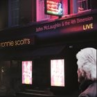 JOHN MCLAUGHLIN Live at Ronnie Scott's album cover