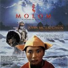 JOHN MCLAUGHLIN Molom - A Legend Of Mongolia (OST) album cover
