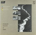 JOHN MCLAUGHLIN Passion, Grace & Fire (with Al Di Meola & Paco De Lucía) album cover