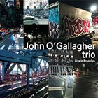 JOHN O'GALLAGHER John O'Gallagher Trio: Live In Brooklyn album cover