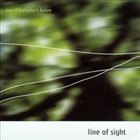 JOHN O'GALLAGHER Line of Sight album cover