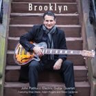 JOHN PATITUCCI Brooklyn album cover