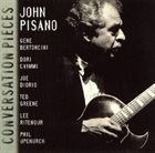 JOHN PISANO Conversation Pieces album cover