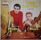 JOHN PISANO Take Your Pick album cover