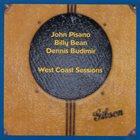 JOHN PISANO West Coast Sessions album cover