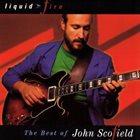 JOHN SCOFIELD Liquid Fire: The Best of John Scofield album cover