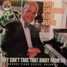 JOHN SHERIDAN They Can't Take That Away from Me: Arbors Piano, Vol. 5 album cover