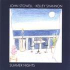 JOHN STOWELL Summer Nights album cover