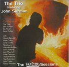 JOHN SURMAN Conflagration: The Dawn Sessions album cover