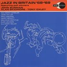 JOHN SURMAN Jazz in Britain '68 - '69 (John Surman, Alan Skidmore & Tony Oxley) album cover