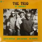 JOHN SURMAN The Trio : By Contact album cover