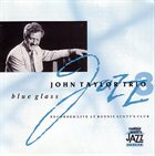 JOHN TAYLOR Blue Glass album cover