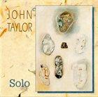 JOHN TAYLOR Solo album cover