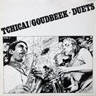 JOHN TCHICAI Tchicai / Goudbeek – Duets album cover
