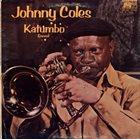 JOHNNY COLES Katumbo (Dance) album cover