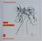JOHNNY COLES The Johnny Coles Quartet : New Morning album cover