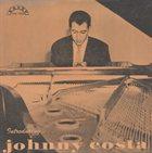 JOHNNY COSTA Introducing... album cover