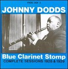 JOHNNY DODDS Blue Clarinet Stomp album cover