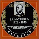 JOHNNY DODDS The Chronological Classics: Johnny Dodds 1928-1940 album cover