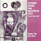 JOHNNY DYANI Some Jive Ass Boer album cover