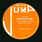 JOHNNY FRIGO Johnny Frigo album cover