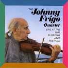 JOHNNY FRIGO Live at the Floating Jazz Festival album cover