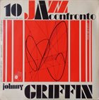 JOHNNY GRIFFIN Jazz A Confronto 10 album cover